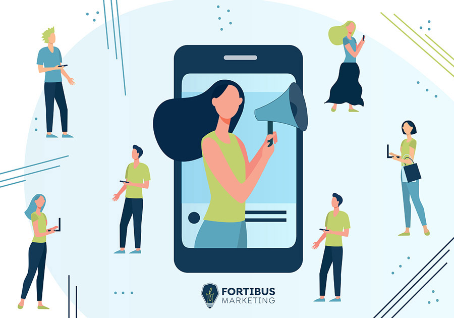 Influencer Marketing Agency - Fortibus Marketing