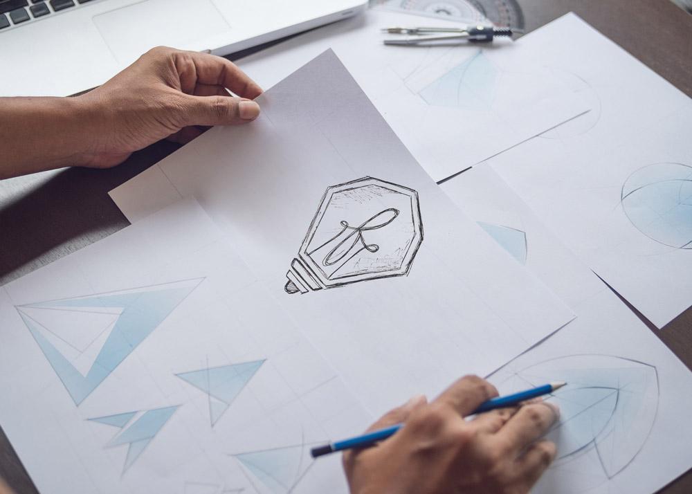 make your logo unique